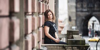 Kateřina Zábrodská z Psychologického ústavu Akademie věd.